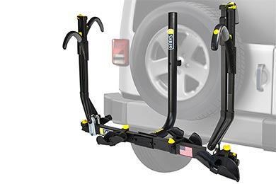 Saris Freedom SuperClamp Spare Tire Bike Rack