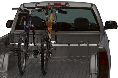 Aston Martin DB5 Saris Kool Rack Truck Bed Bike Rack