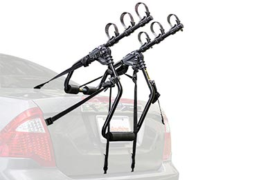 Mazda 3 Saris Sentinel Trunk Mount Bike Rack