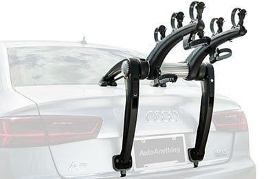 Kia Sportage Saris SuperBones Trunk Mount Bike Rack