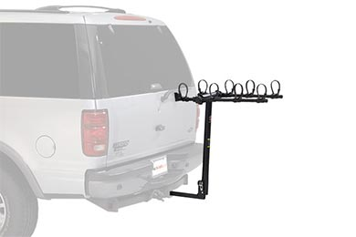 Audi A6 Schwinn Hitch Mount Bike Rack