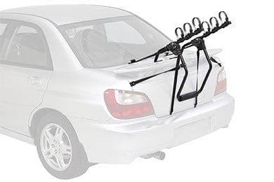 Infiniti G37 Schwinn Trunk Mount Bike Rack