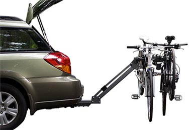 Ford Edge Softride Alumina 3 Bike Rack
