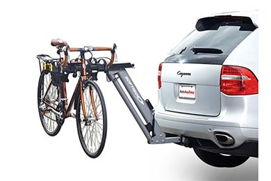 Volvo V70 Softride Dura Hydraulic Assist Hitch Bike Rack
