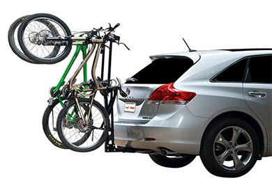 Ford Edge Softride Hang Hitch Mount Bike Rack