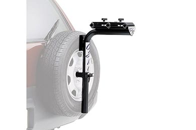 Infiniti G37 Surco OSI Spare Tire Mount 3 Bike Rack