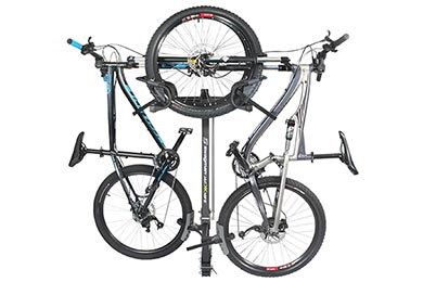 Infiniti G37 Swagman Jackknife Vertical Bike Rack