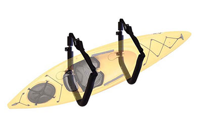 Lexus ES 350 Swagman Tajo Wall Mount Kayak Storage Rack