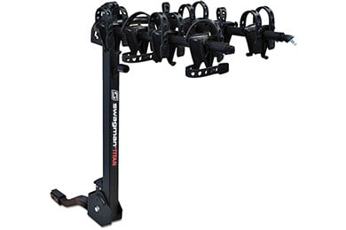 Jeep Wrangler Swagman Titan Hitch Mount Bike Rack