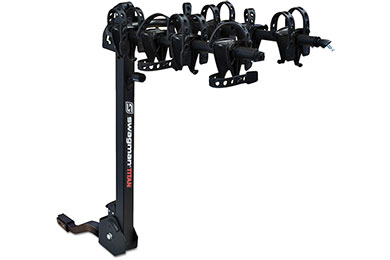 Chevy C/K 2500 Swagman Titan Hitch Mount Bike Rack