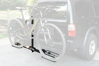 Dodge Charger Swagman XC 2 Bike Platform Hitch Bike Rack