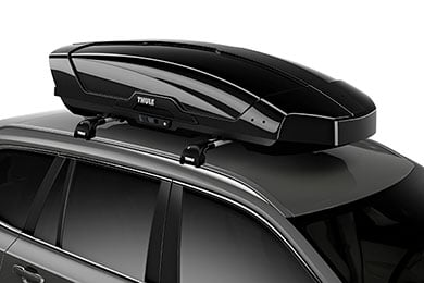 Ford Mustang Thule Motion XT Cargo Box