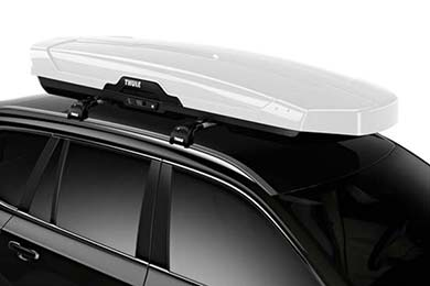 Mini Cooper Thule Motion XT Cargo Box