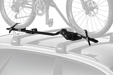 Aston Martin DB5 Thule ProRide Roof Mount Bike Rack