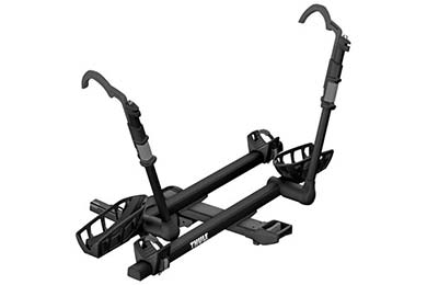 Dodge Charger Thule T2 Pro XT Hitch Mount Bike Rack