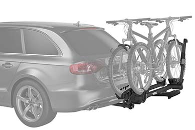 Kia Sportage Thule T2 Pro XT Hitch Mount Bike Rack