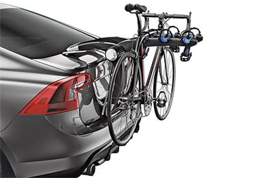 Dodge Caliber Thule Raceway Trunk Bike Rack