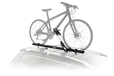Infiniti M45 Thule Big Mouth Bike Rack