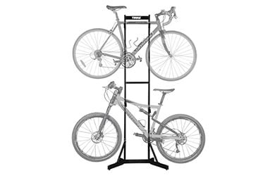 Aston Martin DB5 Thule Bike Stacker Storage Rack