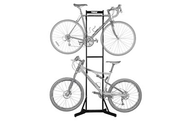 Mazda MX-6 Thule Bike Stacker Storage Rack