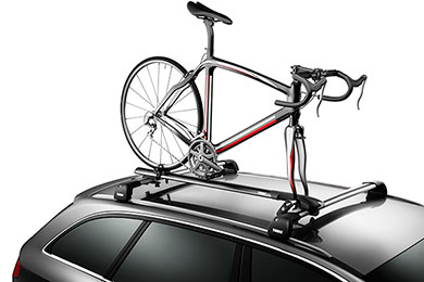 Infiniti G37 Thule Circuit Fork Mount Bike Rack