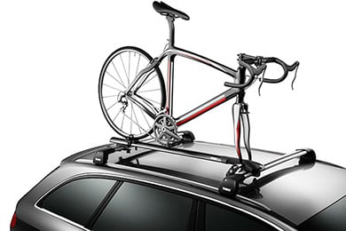 Nissan Altima Thule Circuit Fork Mount Bike Rack