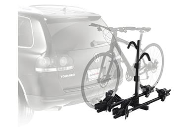 Dodge Charger Thule Doubletrack Hitch Bike Rack