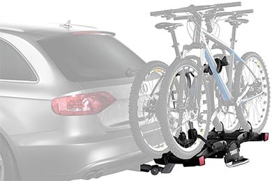 Mazda MX-6 Thule EasyFold 9032 Hitch Mount Bike Rack