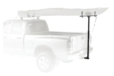 GMC Envoy Thule Goal Post Canoe Carrier