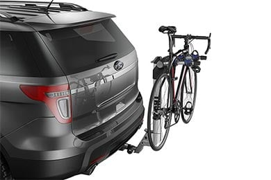 Ford Edge Thule Helium Aero Hitch Bike Rack