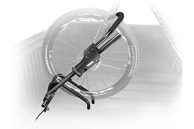 Honda Prelude Thule Insta-gater Truck Bed Bike Rack