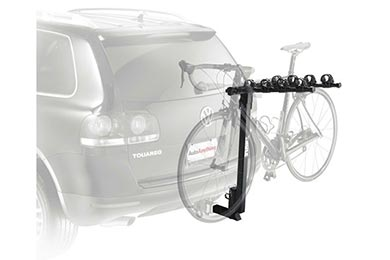 BMW X5 Thule Parkway Bike Rack