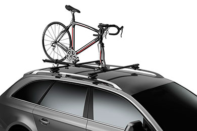 MG Midget Thule Prologue Fork Mount Bike Rack