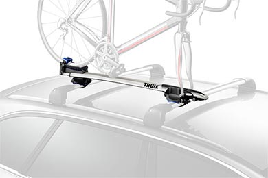 Mercury Mariner Thule Sprint 528 Fork Mount Roof Bike Rack