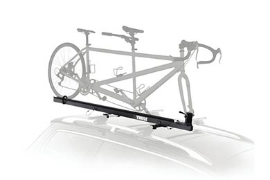 Mercury Mariner Thule Tandem Carrier Pivoting Roof Bike Rack