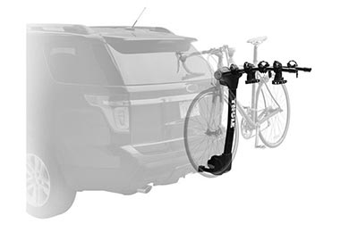 Dodge Charger Thule Vertex Hitch Bike Rack