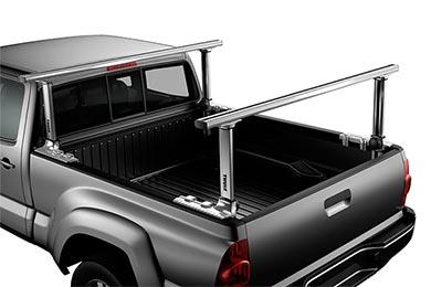 GMC Sierra Thule Xsporter Pro 500XT Truck Rack