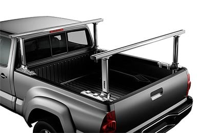 thule xsporter pro 500 truck rack installed