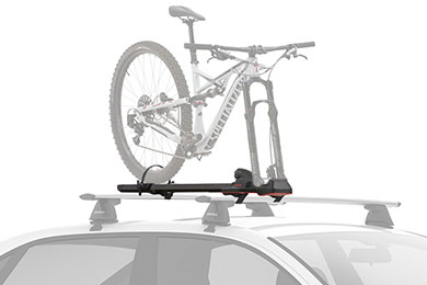 Honda Element Yakima HighSpeed Fork Mount Bike Rack