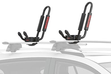 Ford Fusion Yakima JayHook Kayak Rack