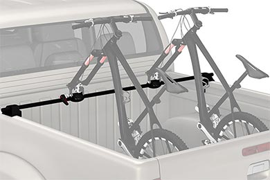 Toyota RAV4 Yakima Biker Bar Truck Bed Bike Rack