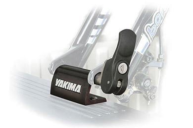 Honda Element Yakima BlockHead Bike Rack