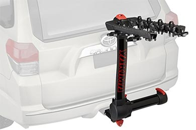 BMW X5 Yakima FullSwing Hitch Mount Bike Rack