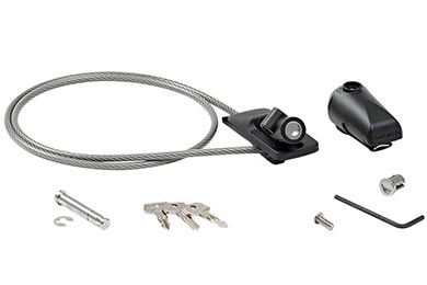 Honda Element Yakima HandCuff Cable Bike Lock