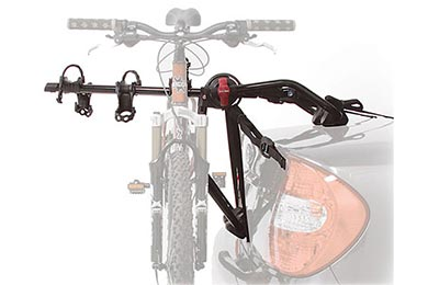 Mazda 3 Yakima KingJoe Bike Rack