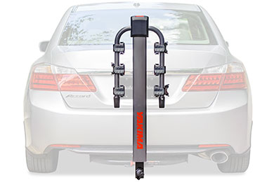Infiniti G37 Yakima LiteRider Hitch Mount Bike Rack