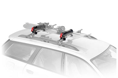 Ford Mustang Yakima PowderHound Ski & Snowboard Rack