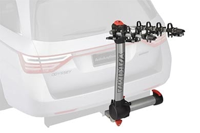 BMW X5 Yakima SwingDaddy Hitch Mount Bike Rack