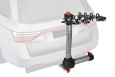 Jeep Wrangler Yakima SwingDaddy Bike Rack