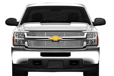 Chevy Tahoe Trim Illusions Billet Grille